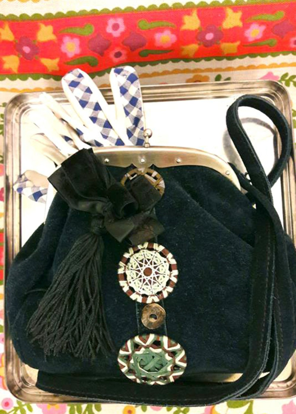 baunkelige Trachtentasche