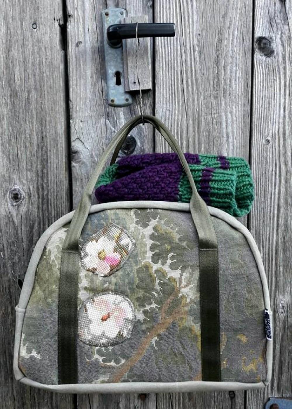Bowling Bag mit Quaste